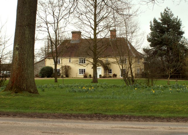 A house at Scole Common