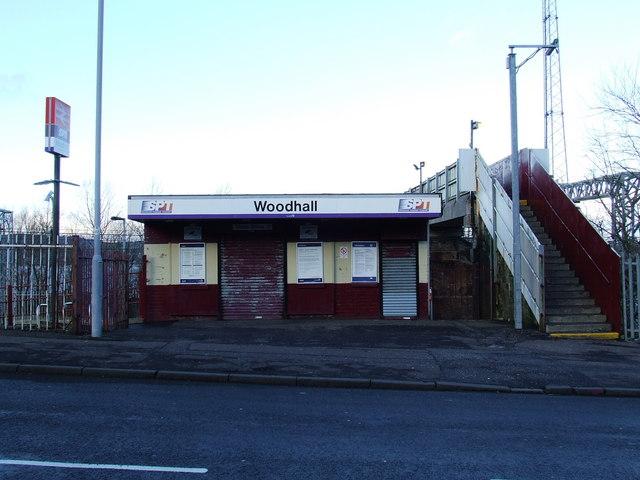 Woodhall station