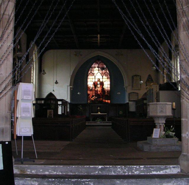 Shrewsbury St. Alkmund