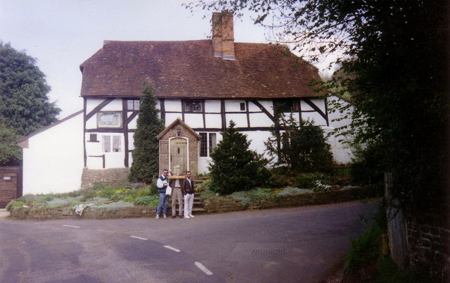 Ram Cider House, Farncombe in 1990