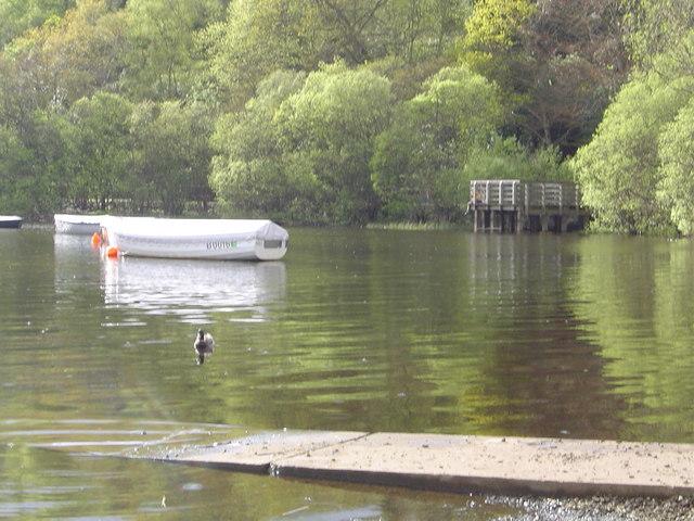 Balmaha Bay Loch Lomond