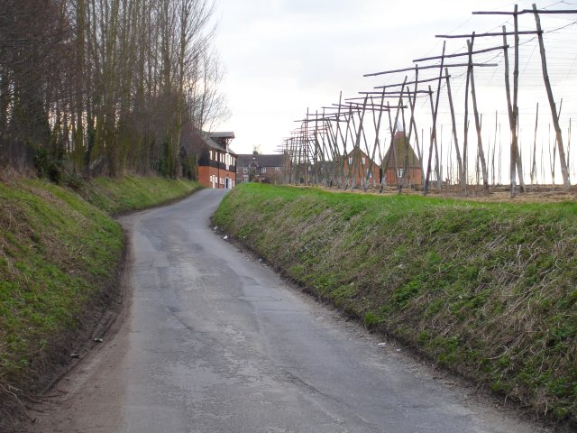 Oasts on Bull Lane