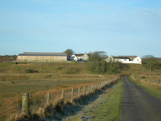 RSPB Visitor Centre at Aoradh Farm