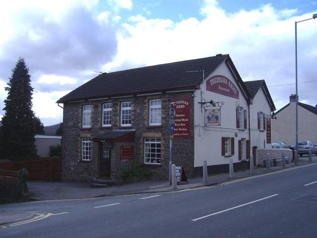 Tredegar Arms, Cefn Road, Rogerstone
