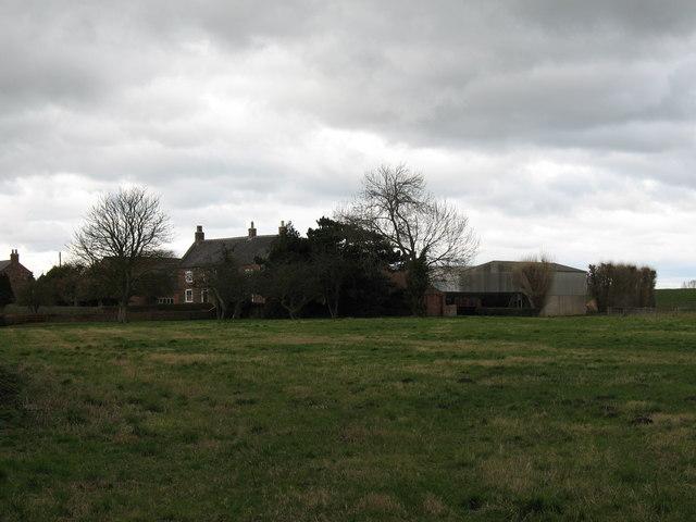 Parks Farm, Wistow Lordship