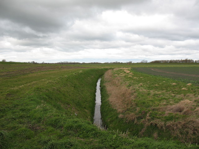 Drainage Ditch, Wistow Lordship