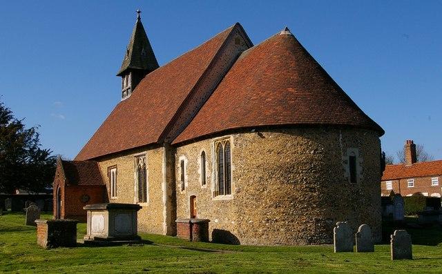 St Leonard's Church, Bengeo, Hertfordshire