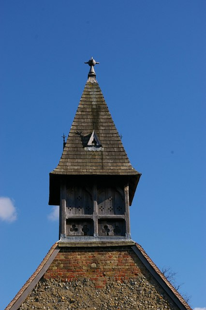 Tower, St Leonard's Church, Bengeo, Hertfordshire