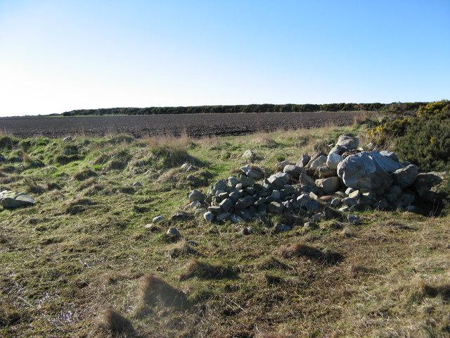 Disused Rifle Range near Portsoy