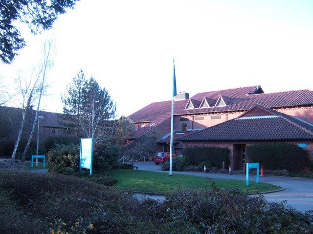 BUPA Portsmouth Hospital
