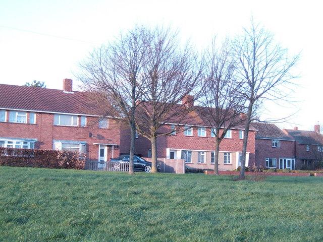Ex-council houses