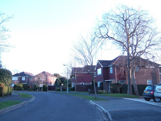 Residential street, Emsworth