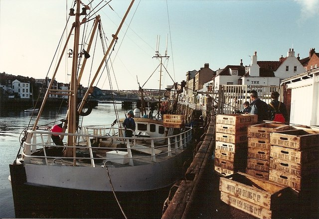 Fish Quay Whitby