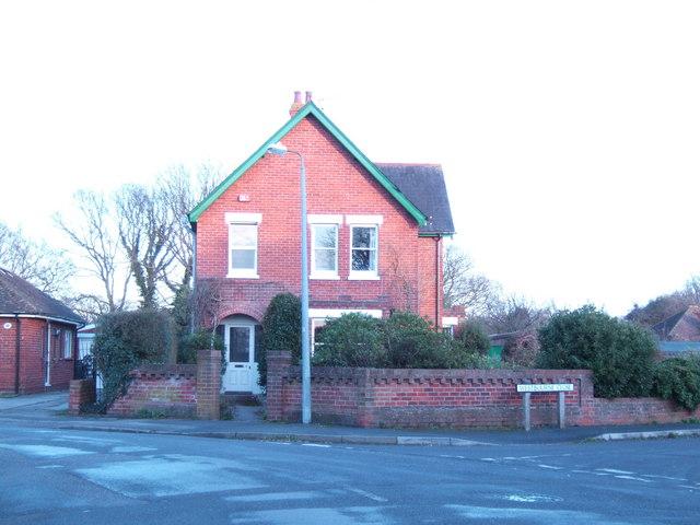 1920's house