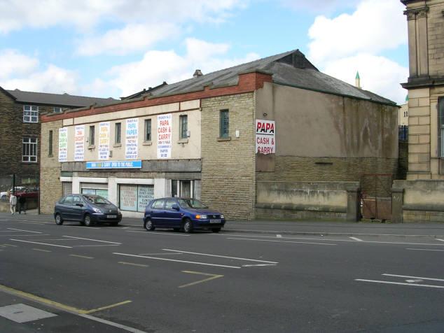 Former Tivoli Cinema