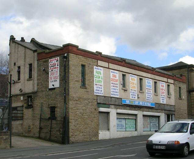 Formerly Tivoli Cinema