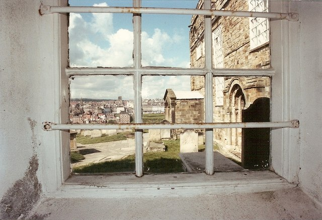 St Mary's Church Whitby from inside