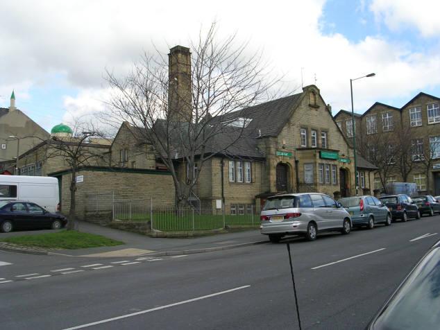 Amadiyah Mosque, Leeds Road Bradford