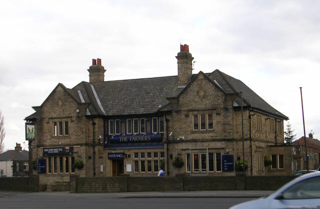 The Farmer's Inn, Bradford Road