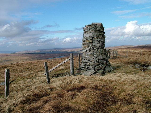 Cairn on Dead Stones