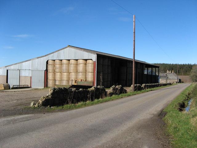 The Knowes Farm near Deskford