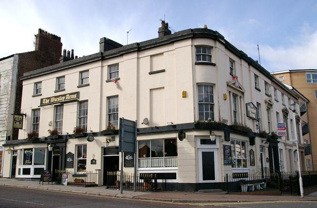 The Worsley Arms, Chester Street