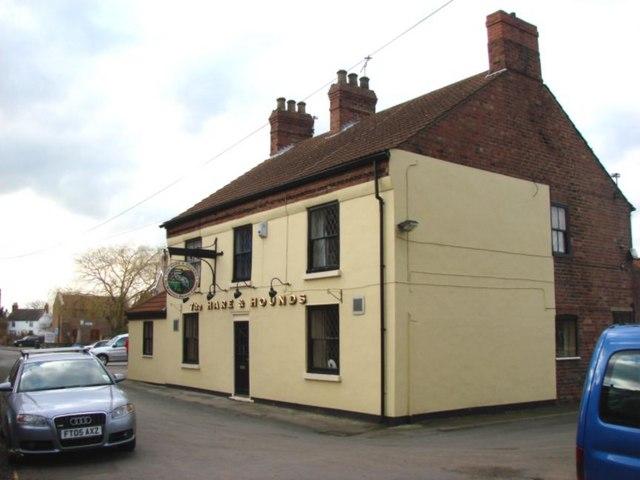 The Hare & Hounds Pub, Fishlake
