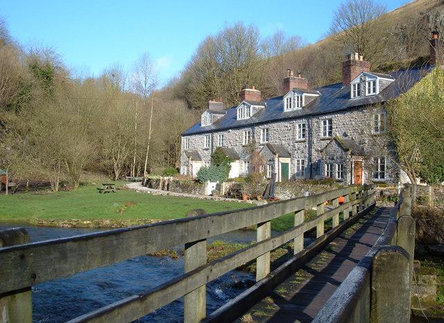 Pennine Bridleway, Blackwell Cottages