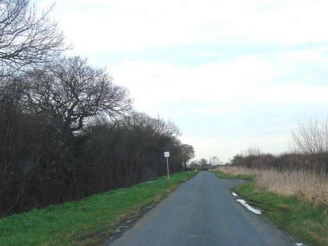 Black Syke Lane.