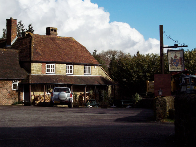 King's Arms on A286 near Henley