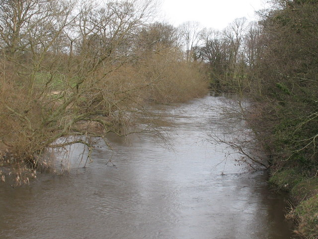 River Nidd at Walshford