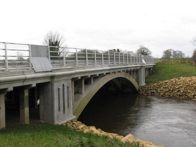A168 bridge at Walshford
