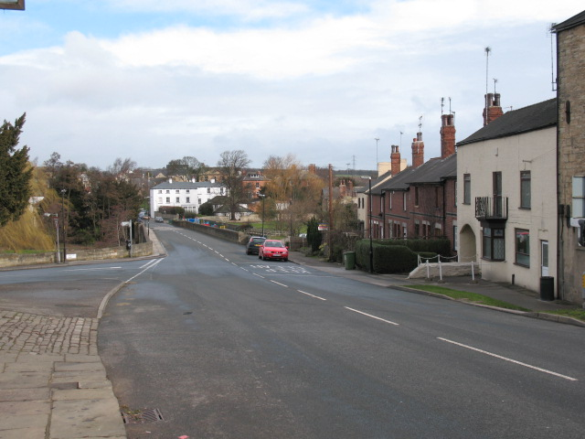 Great North Road Aberford