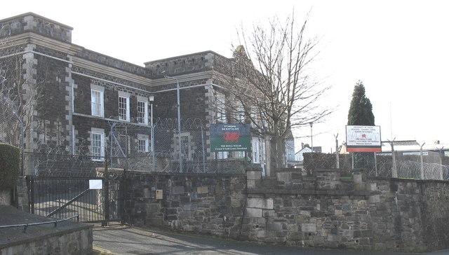 Caernarfon Barracks