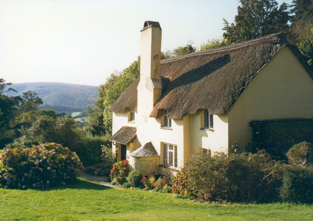 Cob and Thatch at Selworthy