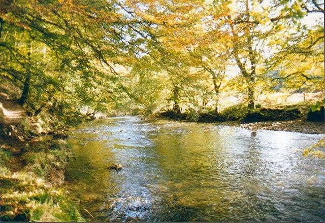 River Barle near Withypool.