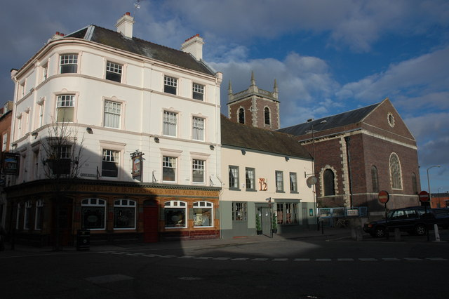 The Cornmarket, Worcester