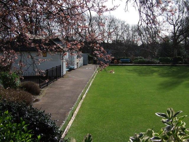 Bowling green, Belmont Park