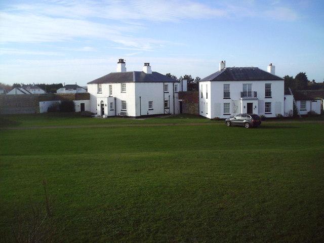 Coastguard Houses, 'Shingle End'