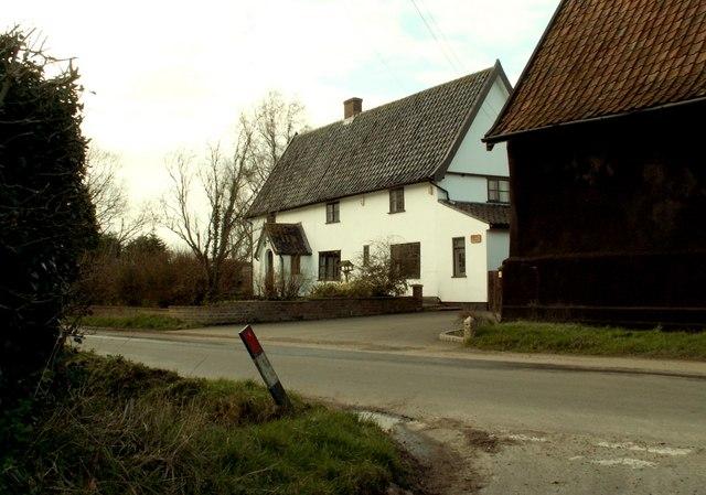 Farmhouse at Jackson's Farm