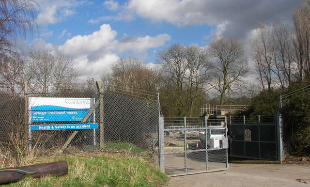 Alkborough Sewage Treatment Plant