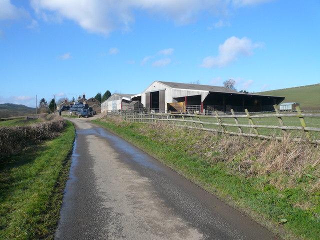 Geer Lane - Farm Buildings