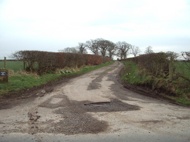 The Road to Down By Rigg