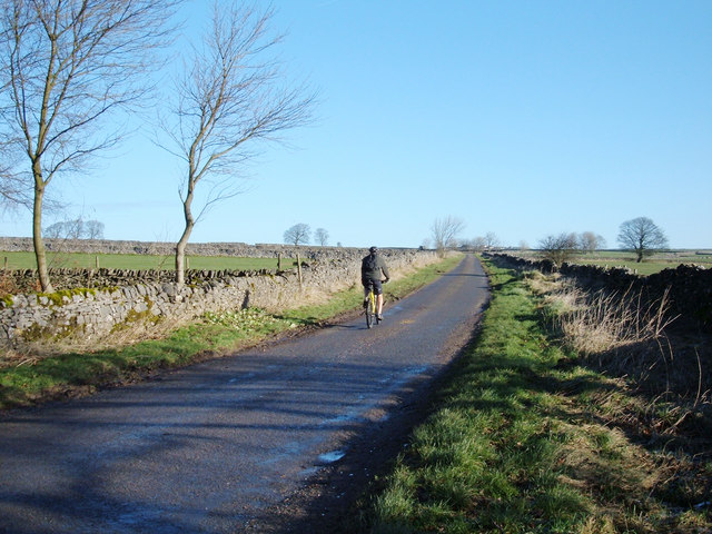 Pennine Bridleway near Fivewells Farms