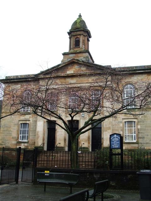 St Andrew's Church of Scotland