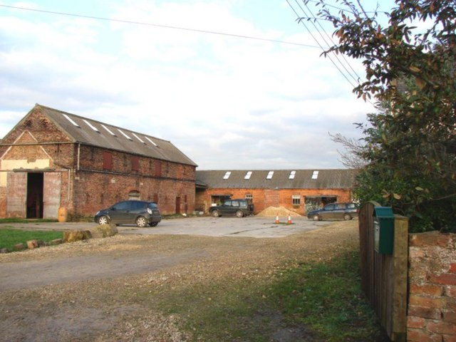Manor Farm farm yard