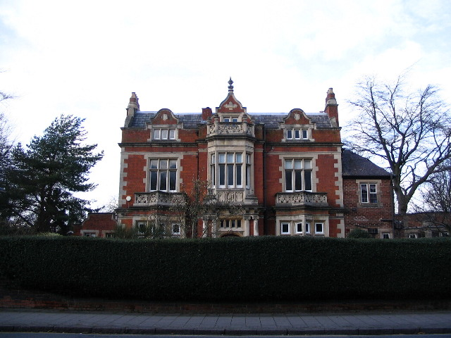 Harborne Road villa