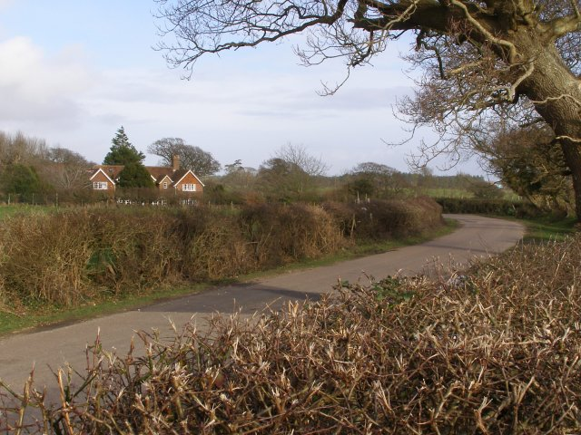 St Leonards Road and Bergerie Cottages, Beaulieu Estate