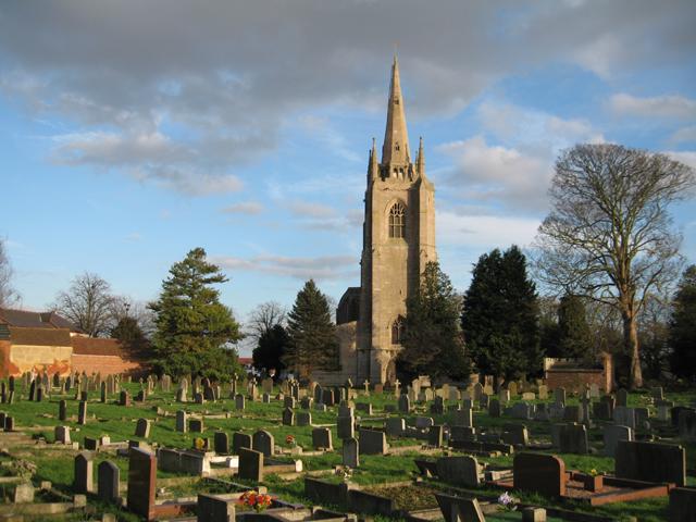 St Mary's, Swineshead, Lincs