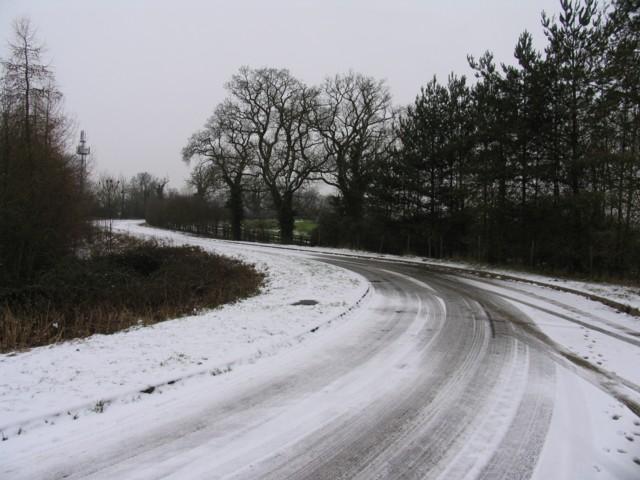 Red Lodge Road alongside A47